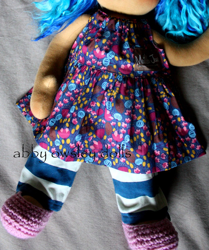 Upcycled Matilda Jane dollie outfit