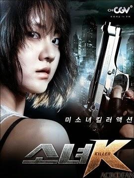 Sát Thủ K (Thuyết Minh) - Killer Girl K (2015)