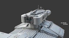 Sedellion Special Ops Assault Warship