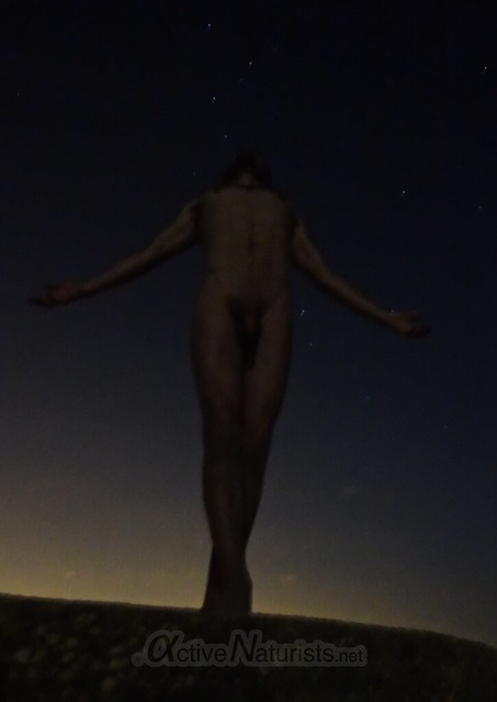 night naturist 0001 Sandy Hook, NJ, USA