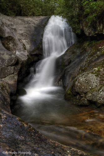 longexposure waterfall nc rocks hiking northcarolina hike hdr pisgahnationalforest tonemapped averycounty waterfallphotography davidhopkinsphotography northharpercreek bardfalls