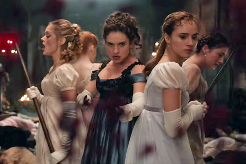 Pride and Prejudice and Zombies - screenshot 10
