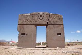 Tiwanaku - Puerta del Sol