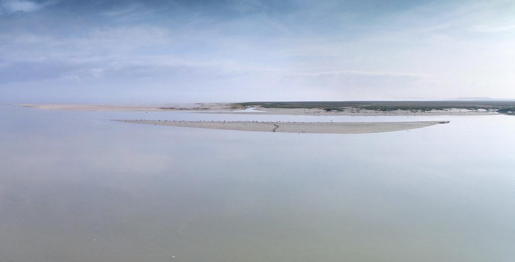 Suspension (baie de Somme)