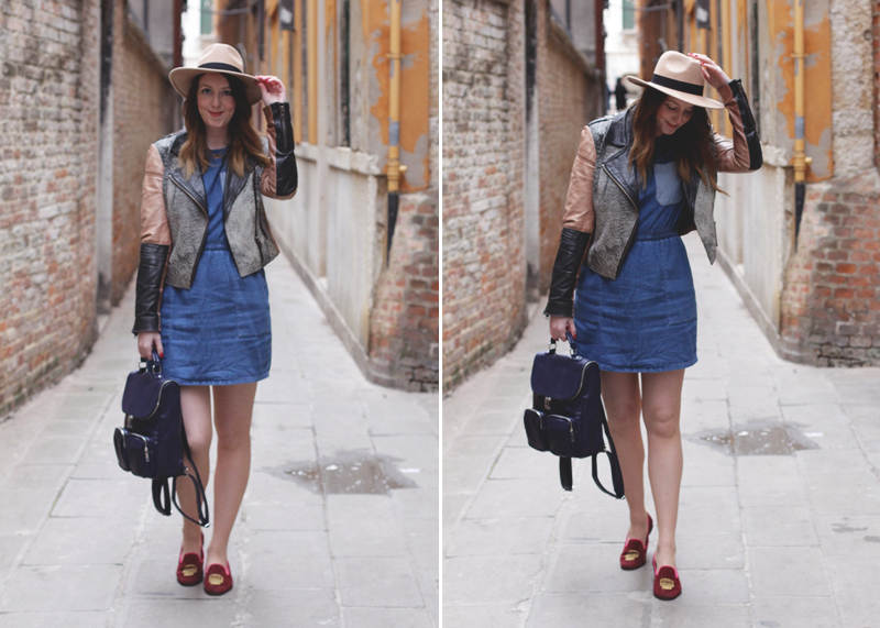 How to wear a denim dress, Bumpkin Betty UK Lifestyle Blog