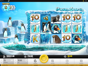 Penguin Splash Free Spins