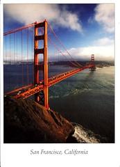 USA-San Francisco Golden Gate