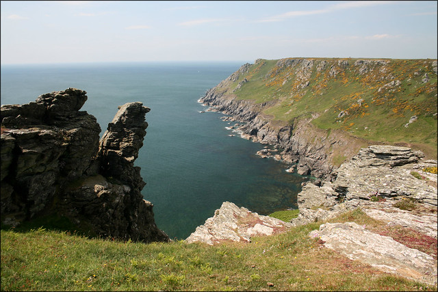 Near Bolt Head