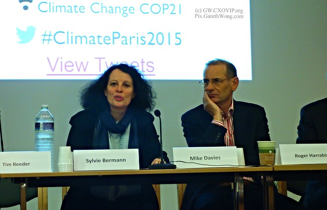 HE Sylvie Bermann Address #ClimateParis2015 Proceedings chaired by Roger Harrabin from RAW _DSC1295 @RHarrabin