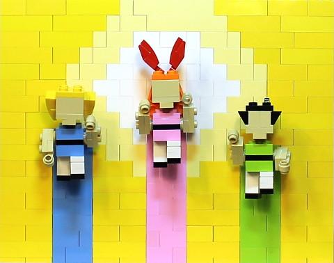 Miniland: The Powerpuff Girls
