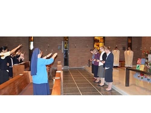 09. požehnanie sestier