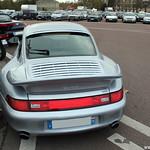Vincennes en Anciennes 09/2011 - Porsche 911 993 Turbo