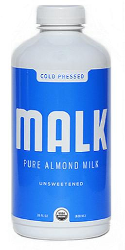 nut milk brand without weird ingredients