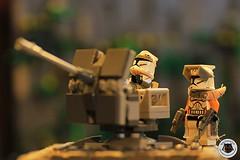 AA Gun - Clone Wars
