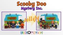 LEGO Scooby Doo minidolls 1