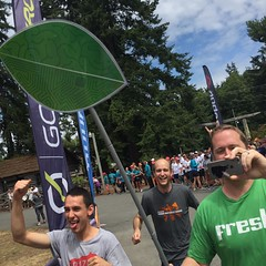 We finish as a team!!! #ragnar #ragnarnwp #bettertogether #innerWILD #teamfreshandfurious