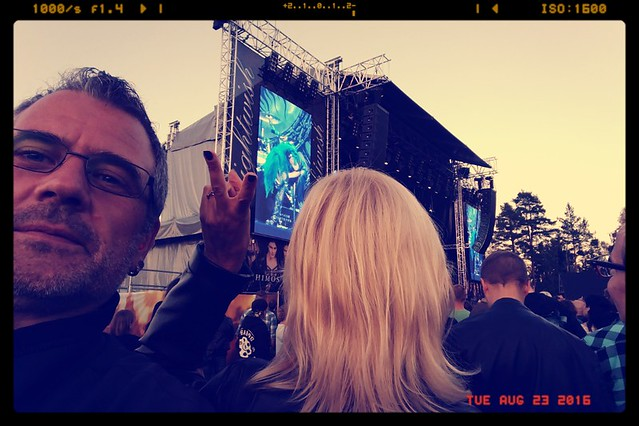 Waiting for Nightwish