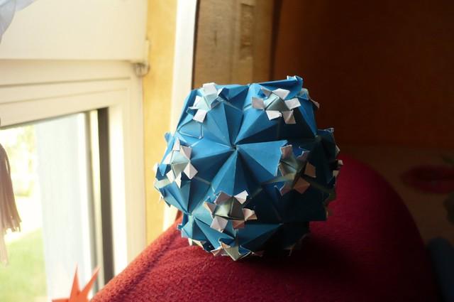 Origami Kusudama, Panasonic DMC-FX10