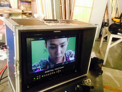 G-Dragon - Tower of Saviors - 2014 - BTS - 06