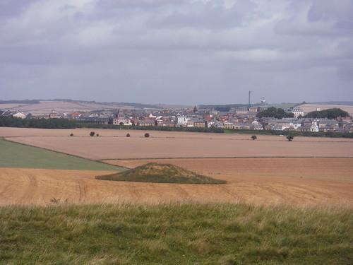 Barrow in Field and Poundbury