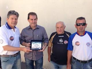 Paulinho da Força recebe homenagem do Sindicato dos Metalúrgicos de Bragança