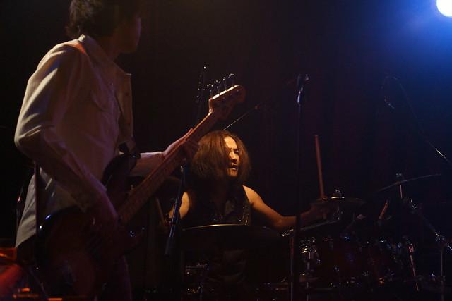 Tangerine live at Kurawood, Tokyo, 02 May 2015. 051
