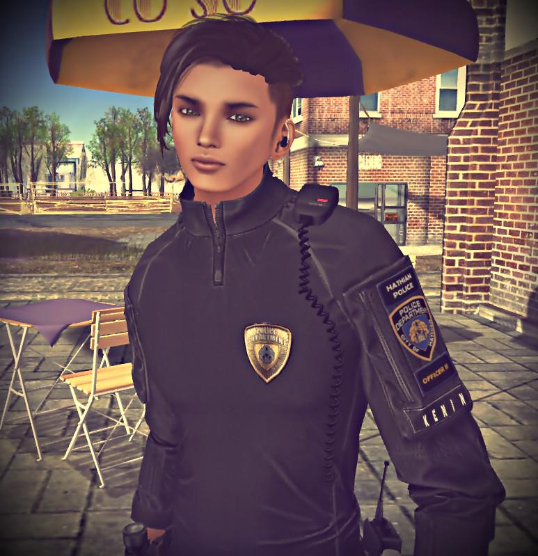 Officer Donovan Kenin