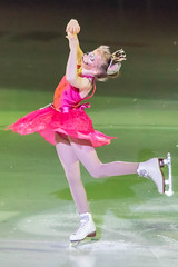 skating, ice dancing, winter sport, sports, recreation, axel jump, ice skating, figure skating, pink,