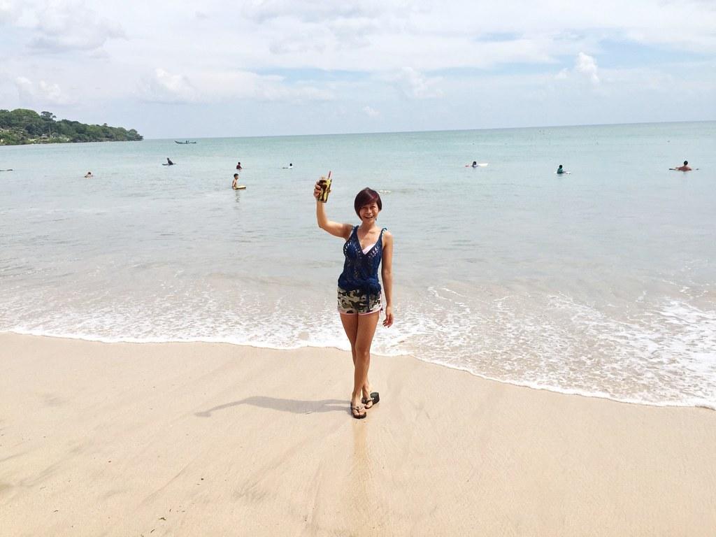 jimbaran beach - perfect for relaxation