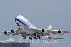 China Airlines Cargo 744