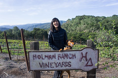 Fresca's First Overnight – Holman Ranch in Carmel Valley post image