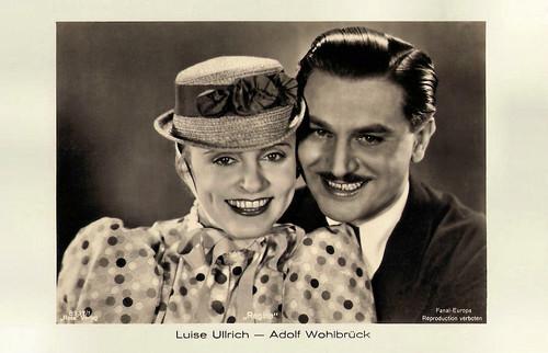 Luise Ullrich and Adolf Wohlbrück in Regine (1935)