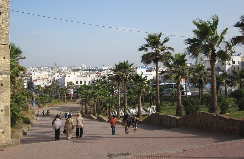 Delegationsreise nach Tunesien und Marokko