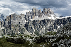 Croda da Lago, Cortina dolomites