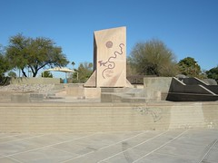 Flood Control Monument