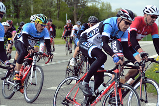 SALTO Nordic riders completed this year's edition of Esben Snares bike race in Denmark.