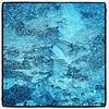 Ice in my windscreen #frostymorning #winter #hamilton