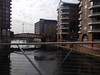 Two bridges, Manchester