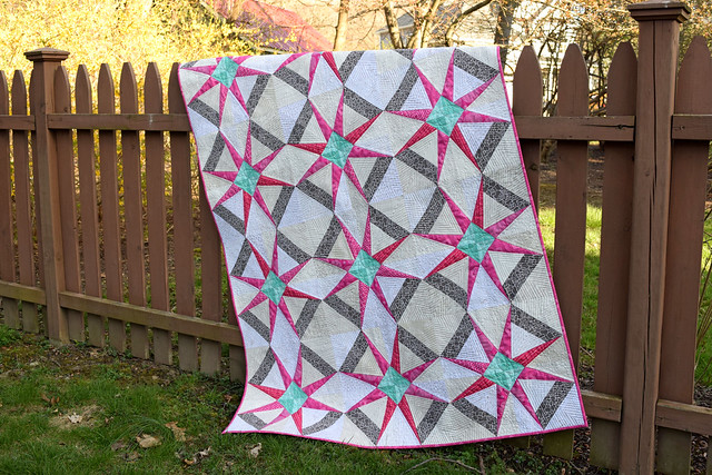 Lover's Knot Quilt
