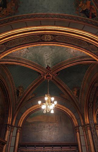 roof lamp interior stock arches bucharest carucubere bucharestarchitecture