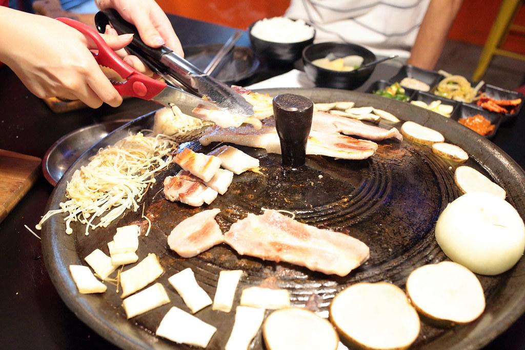 20160610萬華-三角三韓國烤肉 (27)