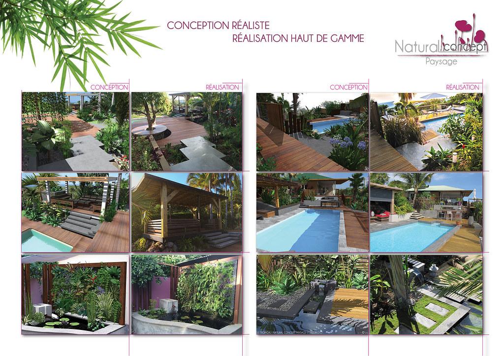 Natural Concept Paysage | Créateur de jardins contemporains ...
