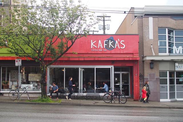 Kafka's Coffee and Tea | Mount Pleasant, Vancouver