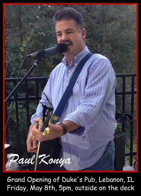 Paul Konya 5-8-15