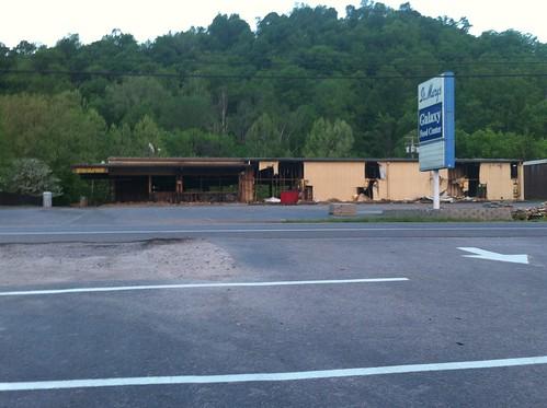 Former Galaxy Food Center St. Marys, WV