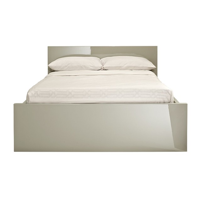King Bed Leather Headboard