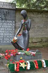 Памятник Комсомольцам-подпольщикам