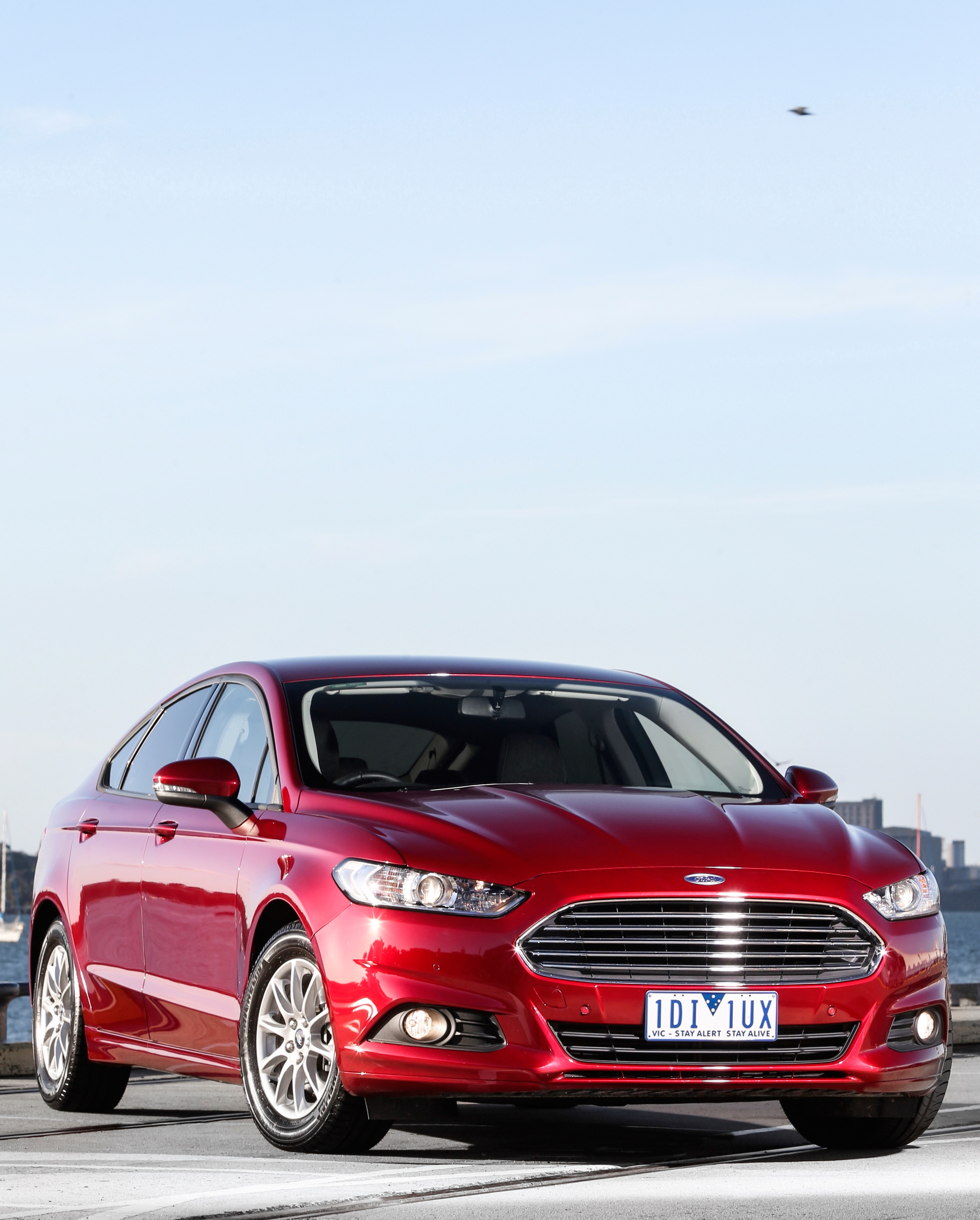 Ford Mondeo Ambiente TDCi - First Drive Review