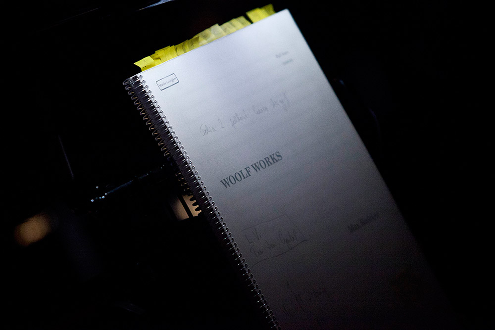 BTS: Woolf Works (Max Richter)