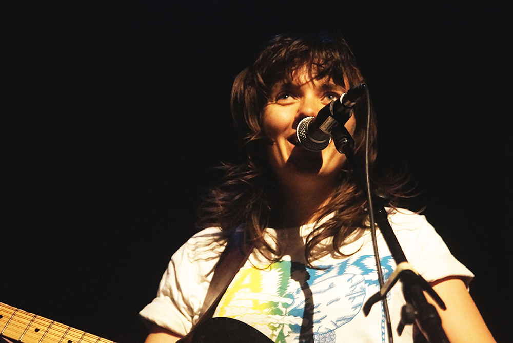 Courtney Barnett @ Bowery Ballroom, NYC 19/05/15